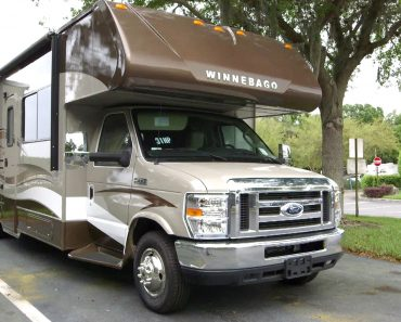 popular type of rv