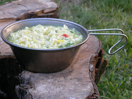 no cook backpacking meals