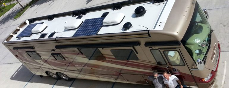 19. how to choose rv solar panel
