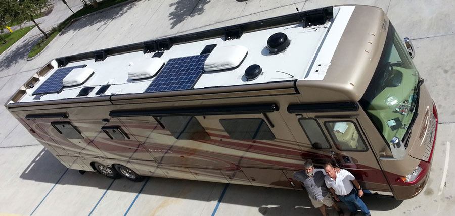 how to choose rv solar panel 1
