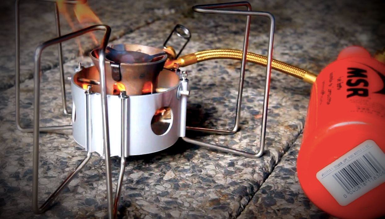 How To Choose The Best Backpacking Stove 2