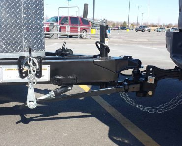 Weight Distribution Hitch Setup