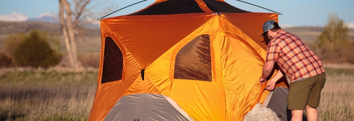 Top 8 Best Pop Up Tent You Should Check Out 2018