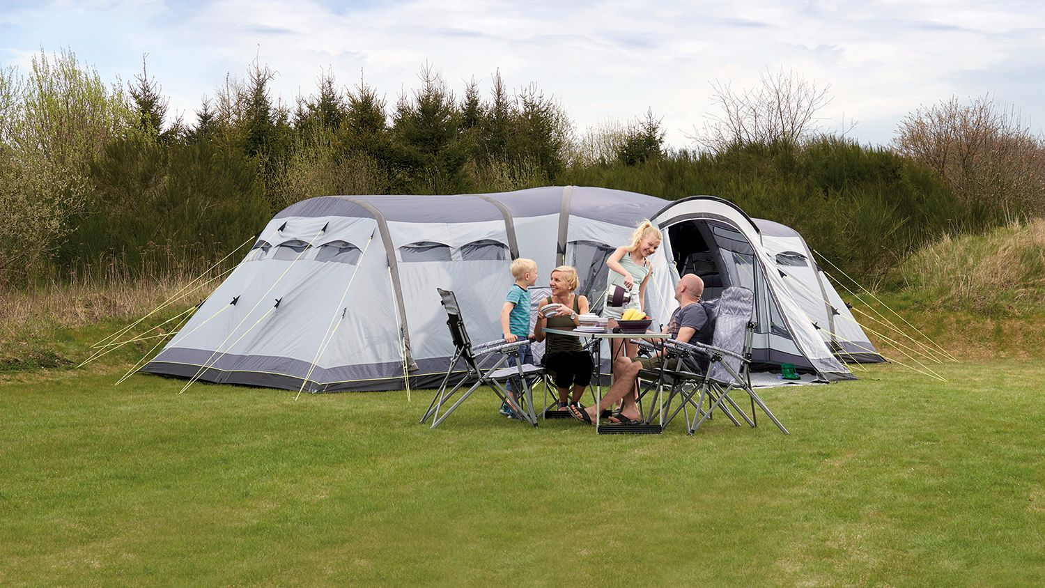 The best c&ing tents you can stand up in & The Best Camping Tents You Can Stand Up In - Outdoorscart