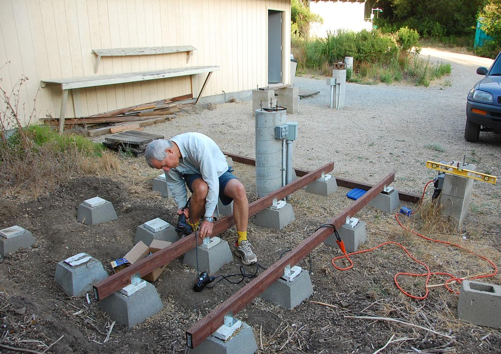 How To Build A Portable Deck For RV Outdoorscartcom