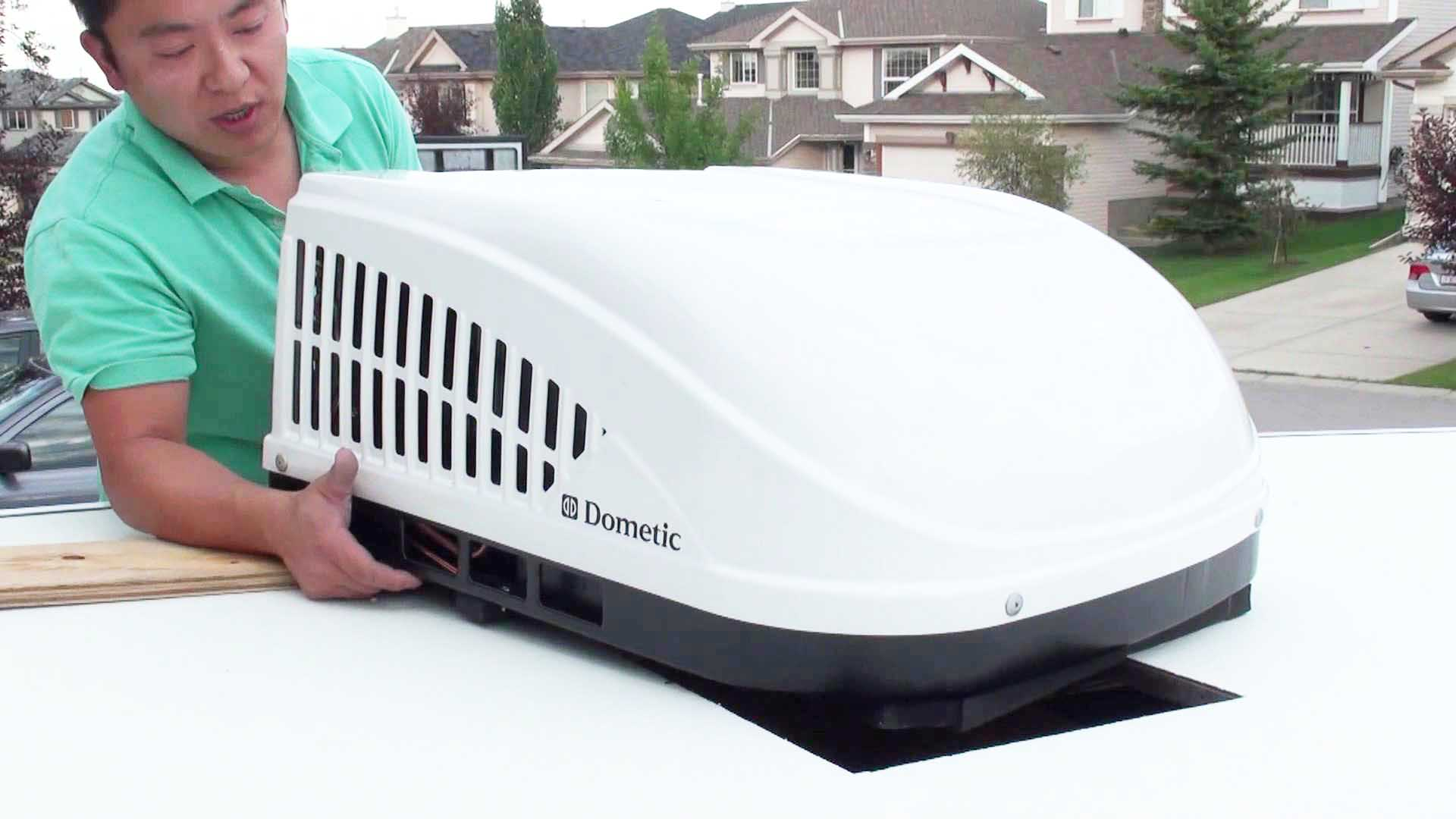 How To Install RV Air Conditioner image