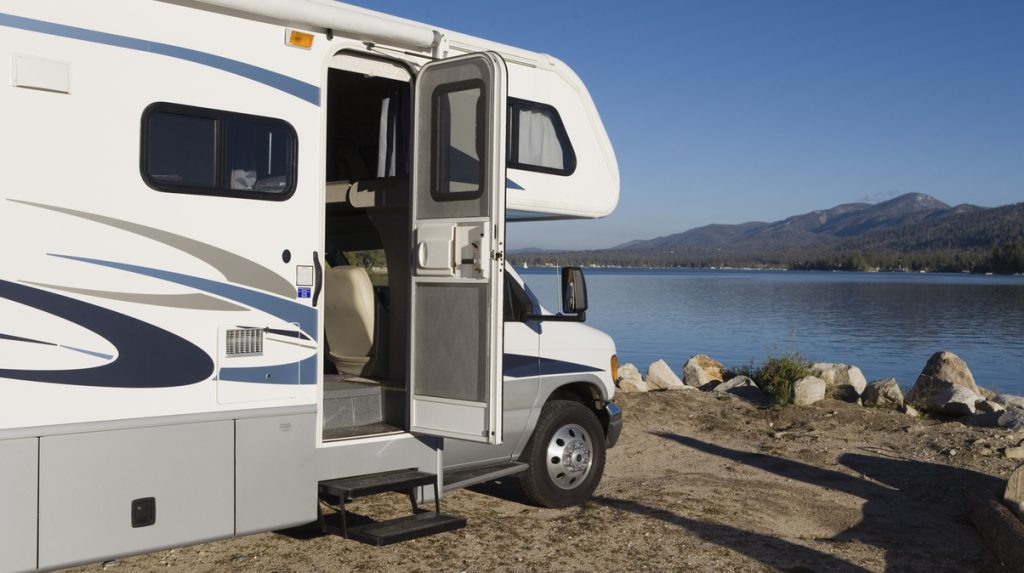 Travel Trailers - cover